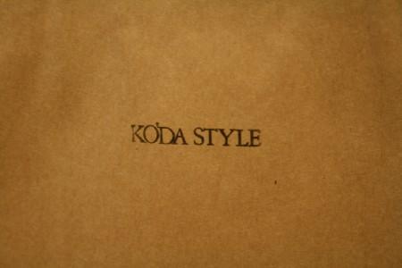 紙袋 from KODA STYLE